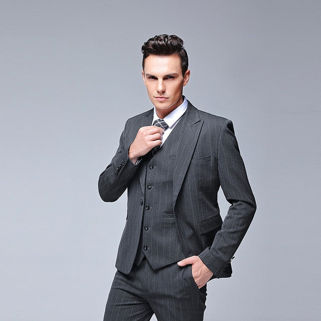 Autumn Winter Wedding Suit Men Fashion Luxury Brand Design Mens Suits Johnkart Usa Llc