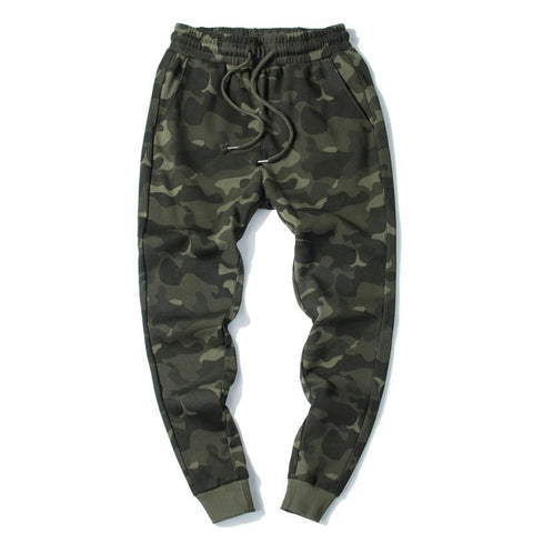 Mens Jogger Autumn Pencil Harem Pants Men Camouflage Military Pants Loose Comfortable Cargo Trousers Camo Joggers MJ002