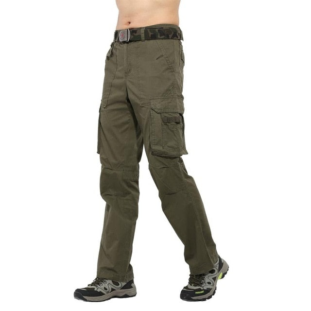 833c5dd263f JOHNKART.COM.  46.15 USD. Spring Men Casual Pants Summer Army Green  Military Work Trousers Big ...