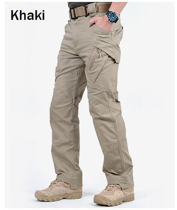 Militar Tactical Cargo Pants Men Combat SWAT Army Train Military Pants Casual Cotton Paintball Hunt Hike Outdoors Trousers