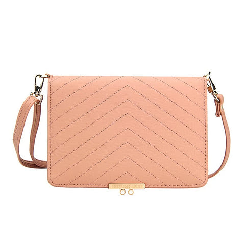 Summer Women Shoulder Bag Credit Card Holder Mini Wallet Crossbody Bag Pearl Phone Clutch Handbag Candy Color For Women's Bags
