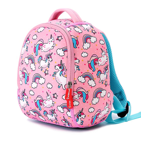 Cute Animal Children School Bags For Girls Boys Kids Backpacks Kindergarten Schoolbags Fashion Unicorn Kids Bag Infantil