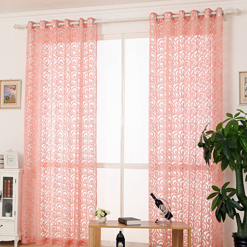 Gray Curtains Homes Grey Curtains Ready Made Curtains Fabric For Tulle Purple Curtains Windows Living Room Curtain 05130