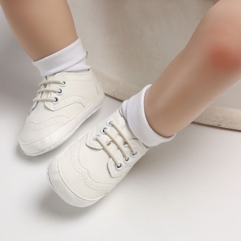 Baby Boy Casual Shoes Newborn Soft Boy Shoes First Walkers Spring Prewalker Newborn Baby Shoes For Outdoor Sport Shoes