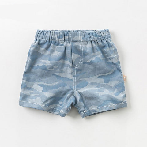 Summer baby fashion  camouflage shorts infant toddler pants children boys casual clothes