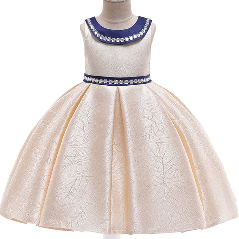 Summer Dresses for girls clothes Kids Birthday Party Dress for Girls Infant Children Bridesmaid Elegant Dress for Girl