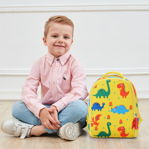New Dinosaur Kids School Bags For Boys Kindergarten School Backpacks for Girls Creative Animals Kids Bag Mochila Infantil