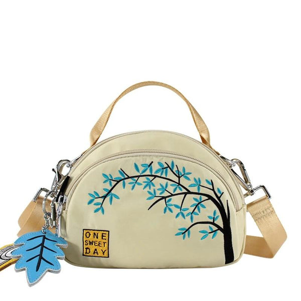 Original Embroidery Women Handbags Vintage Casual Shoulder Bag Female Tote Bag Spring Girl Travel Crossbody Bag