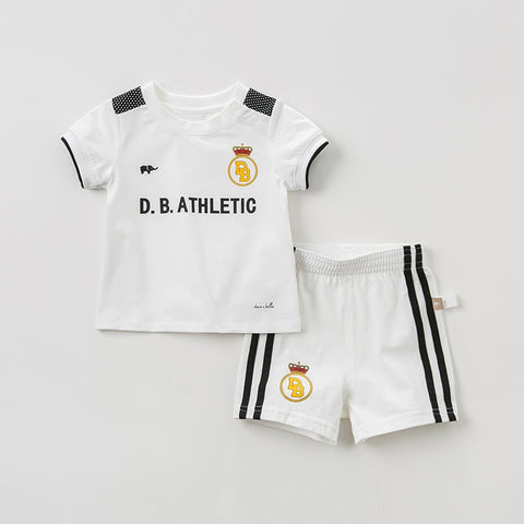 Summer baby boy fashion clothing sets boys casual short sleeve sports suits