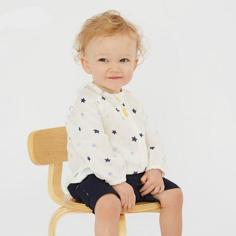 Spring baby boy clothes children 100% cotton tops infant toddler high quality coat