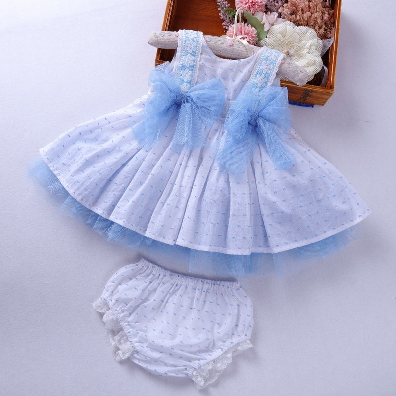 summer baby girls vintage dresses ruffles lace embroidery baby frock for kids dresses for girl clothing cotton children wedding