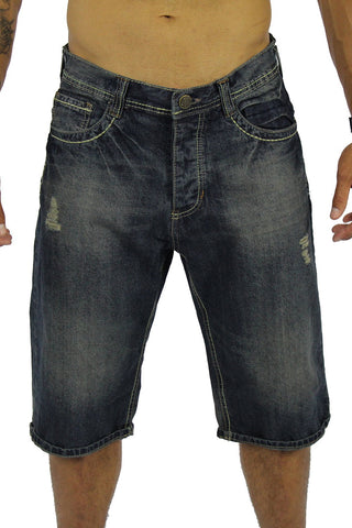 REAPER DENIM SHORT - DARK WASH