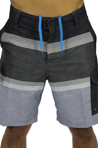 WAVES BOAT SHORT - GRAY