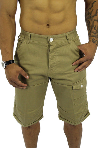 COBRA SHORTS - CHESTNUT