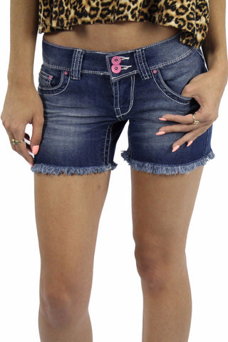 INEZ DENIM SHORT