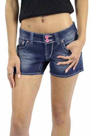 GISELE DENIM SHORT