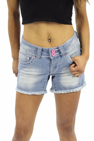 CARINE DENIM SHORT