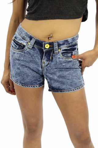 BRIGITTE DENIM SHORT