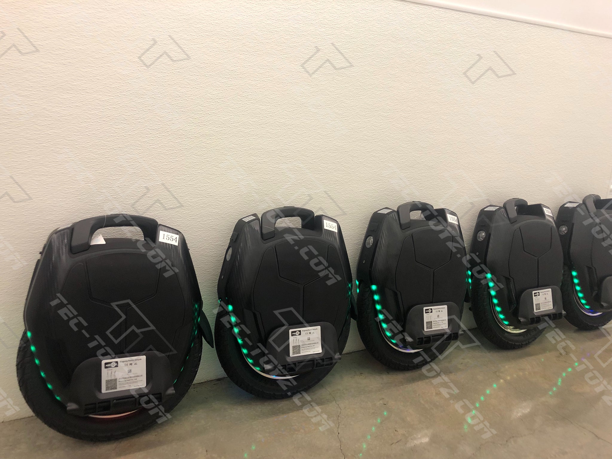 Kingsong KS16X 1554Wh Ver.2 Electric Unicycle