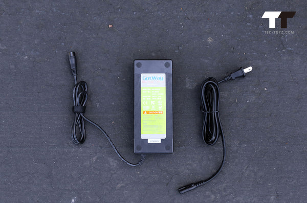 GotWay 67.2V 1.75A Battery Charger