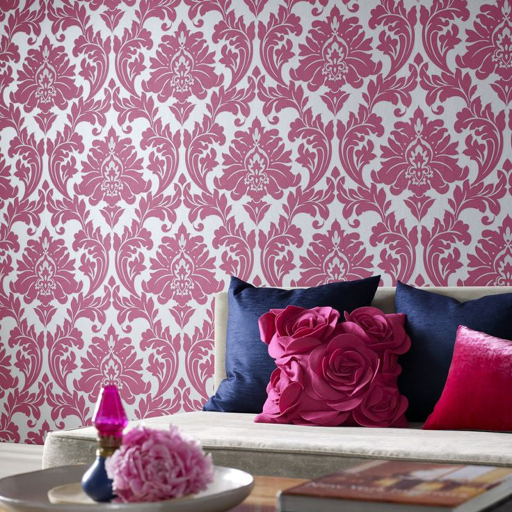 7 Things You Can Make With Damask Floral Paper
