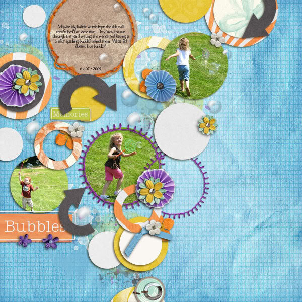 Daring to go Digital with Scrapbooking