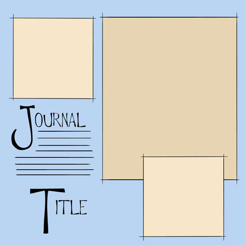Online Scrapbooking – Page Ideas and Layouts
