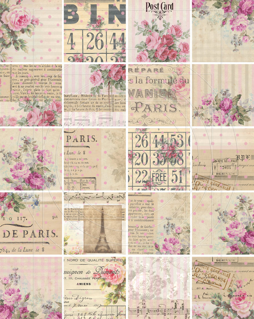 Shabby Chic Digital Designs