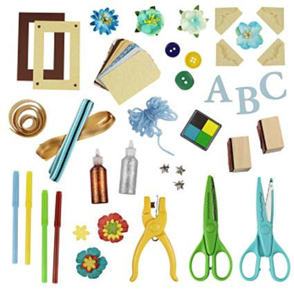 Ship a memory home free by ordering scrapbooking supplies wholesale