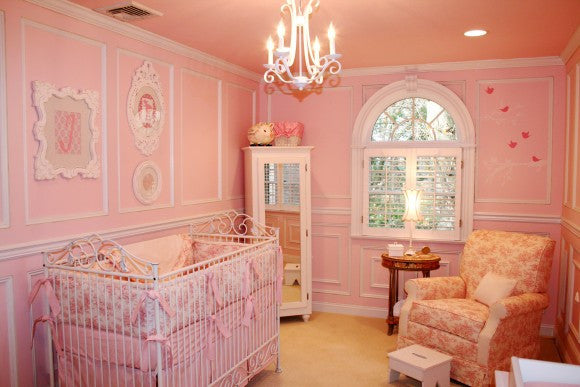 Some Lovely Shabby Chic Baby Ideas