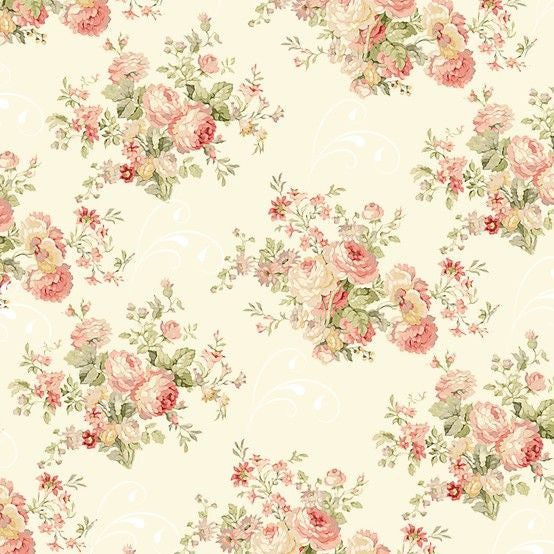 How to Make your Vintage Flower Paper look Fabulous