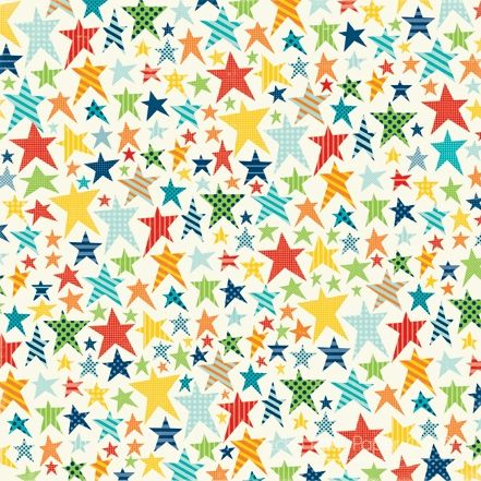 Creating Exciting Decoration Material with Star Scrapbook ...