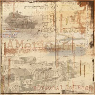 Great Ideas For How To Use Your Military Scrapbook Paper