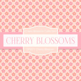 Cherry Blossoms Digital Paper DP2271 - Digital Paper Shop - 2
