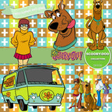 Scooby Doo Digital Paper DP3100 - Digital Paper Shop - 2