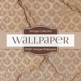 Vintage Wallpapers Digital Paper DP587 - Digital Paper Shop - 2
