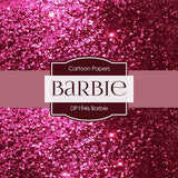 Barbie Digital Paper DP1946 - Digital Paper Shop - 2