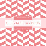 Baby Chevron And Dots Pastels Digital Paper DP4023 - Digital Paper Shop - 2