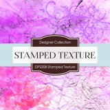 Stamped Texture Digital Paper DP2208 - Digital Paper Shop - 2