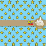 Toy Story Digital Paper DP3078 - Digital Paper Shop - 2