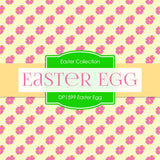 Easter Egg Digital Paper DP1599 - Digital Paper Shop - 2