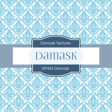 Damask Digital Paper DP424 - Digital Paper Shop - 2