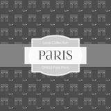 Paris Prints Digital Paper DP853 - Digital Paper Shop - 2