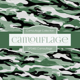 Camouflage Digital Paper DP2485 - Digital Paper Shop - 2