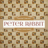 Peter Rabbit Digital Paper DP2631 - Digital Paper Shop - 2