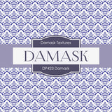 Damask Digital Paper DP423 - Digital Paper Shop - 2