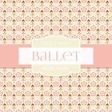 Ballerina Digital Paper DP2285 - Digital Paper Shop - 2