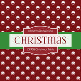 Christmas Prints Digital Paper DP908