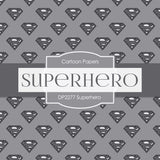 Superhero Digital Paper DP2277 - Digital Paper Shop - 2