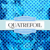 Quatrefoil Digital Paper DP2091 - Digital Paper Shop - 2